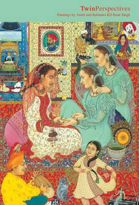 Twin Perspectives: Paintings by Rabindra and Amrit Kaur Singh