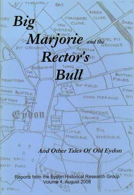 Big Marjorie and the Rector's Bull