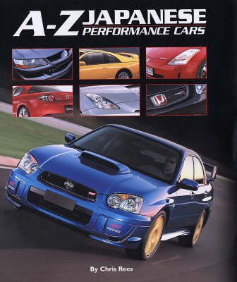 A-Z Japanese: Performance Cars