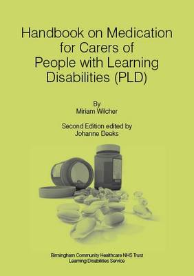 Handbook on Medication for Carers of People with Learning Disabilities (PLD)