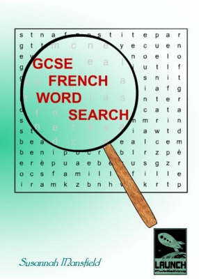 GCSE French Word Search