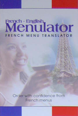 Menulator: French-English