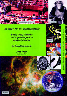 An Essay for My Granddaughters: Stuff, Iraq, Tsunamis and a Graceful Path to Bioskin Cultivation