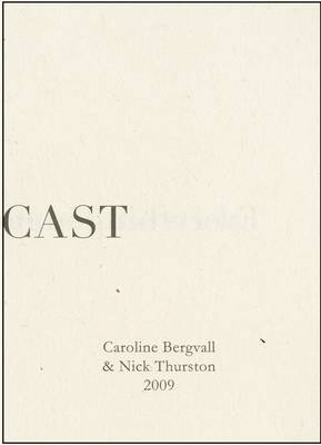 The Die is Cast: Caroline Bergvall and Nick Thurston