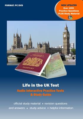 Life in the UK Test: 1000 Questions and Study Material with Voice-Over