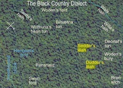 The Black Country Dialect: A Modern Linguistic Analysis