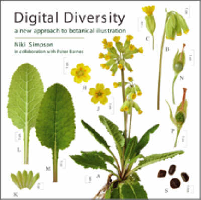 Digital Diversity: A New Approach to Botanical Illustration