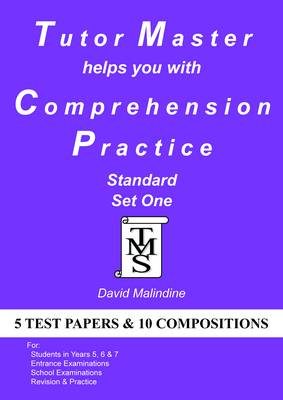 Tutor Master Helps You with Comprehension Practice: Standard Set One