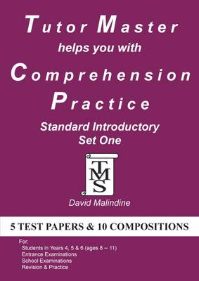 Tutor Master Helps You with Comprehension Practice - Standard Introductory Set One