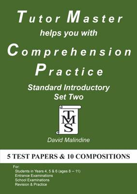 Tutor Master Helps You with Comprehension Practice - Standard Introductory Set Two