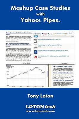 Mashup Case Studies with Yahoo! Pipes