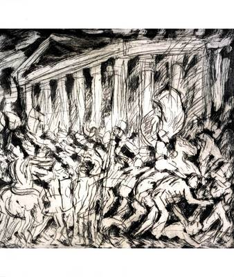 Leon Kossoff: Unique Prints from Paintings at the National Gallery