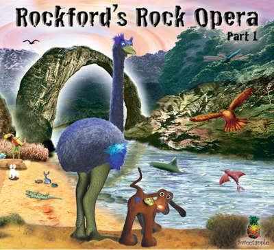 Rockford's Rock Opera: Pt. 1: In the Beginning