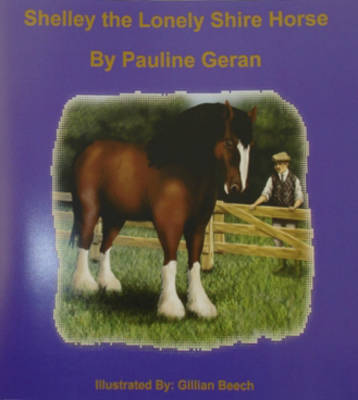 Shelley the Lonely Shire Horse