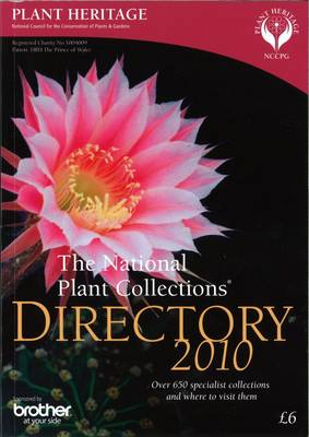 The National Plant Collections Directory: 2010