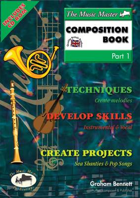 The Music Master Composition Book: Pt. 1