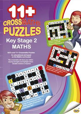 Skips 11+ Crossmaths Puzzles: Key Stage 2 Maths