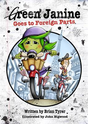 Green Janine Goes to Foreign Parts