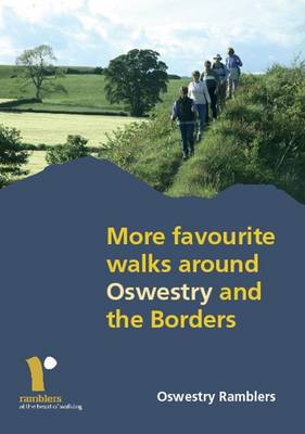 Favourite Walks Around Oswestry and the Borders: Volume 2