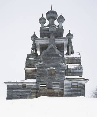 Wooden Churches: Travelling in the Russian North