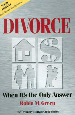 Divorce: When it's the Only Answer
