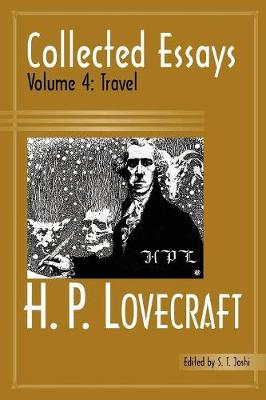 Collected Essays: Volume 4: Travel