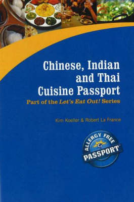 Chinese, Indian & Thai Cuisine Passport