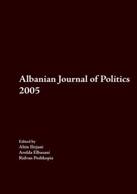 Albanian Journal of Politics: 2005