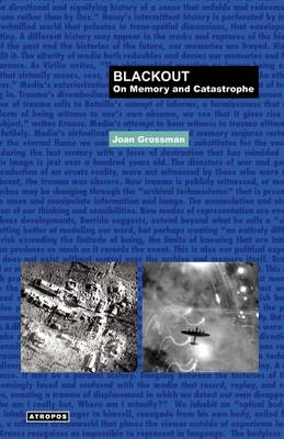 Blackout: On Memory and Catastrophe
