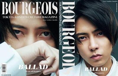 BOURGEOIS TOKYOxLONDON CULTURE MAGAZINE 5th issue: BALLAD: 2019: 5th