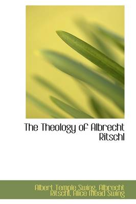 The Theology of Albrecht Ritschl