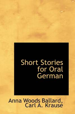 Short Stories for Oral German