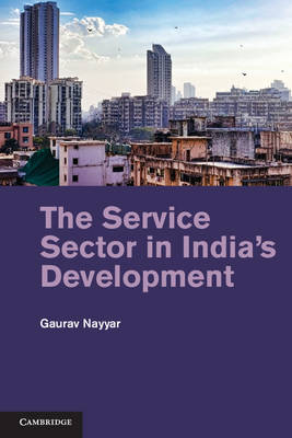The Service Sector in India's Development