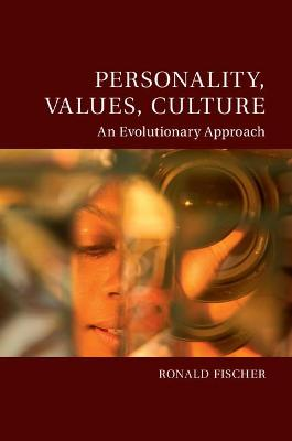 Culture and Psychology: Personality, Values, Culture: An Evolutionary Approach