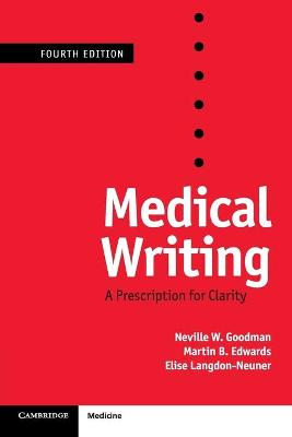 Medical Writing: A Prescription for Clarity
