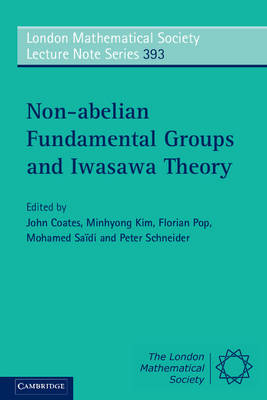 London Mathematical Society Lecture Note Series: Series Number 393: Non-abelian Fundamental Groups and Iwasawa Theory