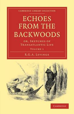 Echoes from the Backwoods 2 Volume Set Echoes from the Backwoods: Volume 1