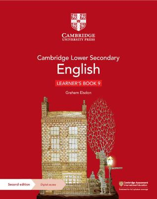 Cambridge Lower Secondary English Learner's Book 9 with Digital Access (1 Year)