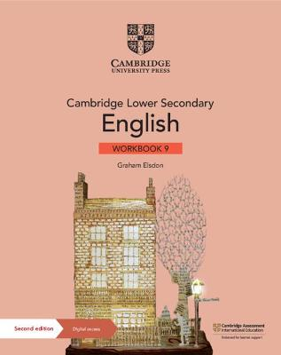 Cambridge Lower Secondary English Workbook 9 with Digital Access (1 Year)