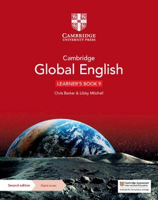 Cambridge Global English Learner's Book 9 with Digital Access (1 Year): for Cambridge Lower Secondary English as a Second Language