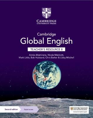 Cambridge Global English Teacher's Resource 8 with Digital Access: for Cambridge Primary and Lower Secondary English as a Second Language