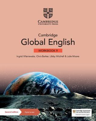 Cambridge Global English Workbook 9 with Digital Access (1 Year): for Cambridge Primary and Lower Secondary English as a Second Language
