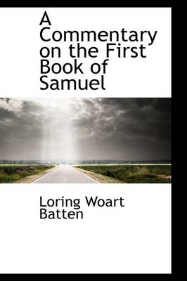 A Commentary on the First Book of Samuel