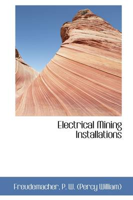 Electrical Mining Installations