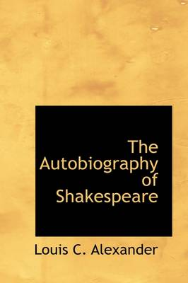 The Autobiography of Shakespeare