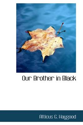 Our Brother in Black