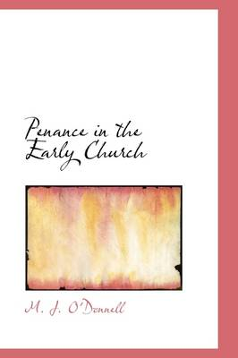 Penance in the Early Church