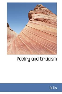 Poetry and Criticism