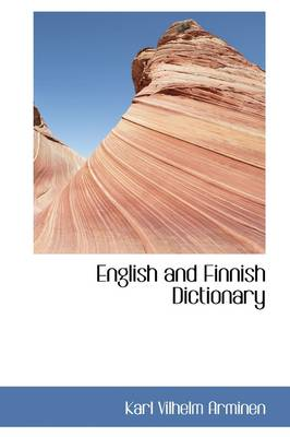 English and Finnish Dictionary