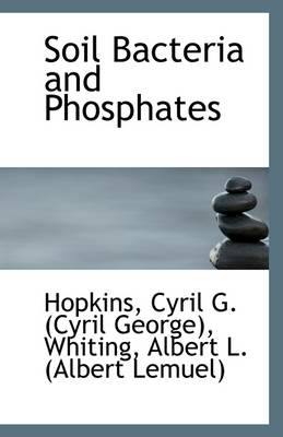 Soil Bacteria and Phosphates